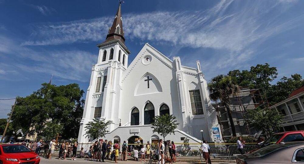ABD Adalet Bakanlığı kilise saldırganı için idam istedi