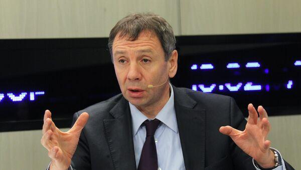 Rusya Siyasi Araştırmalar Enstitüsü Müdürü Sergey Markov - Sputnik Türkiye