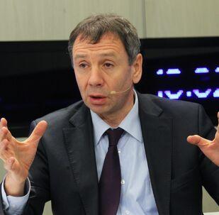 Rusya Siyasi Araştırmalar Enstitüsü Müdürü Sergey Markov