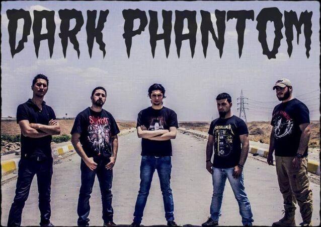Iraklı metal müzik grubu Dark Phantom