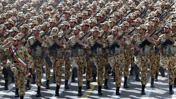İran ordusu. - Sputnik Türkiye