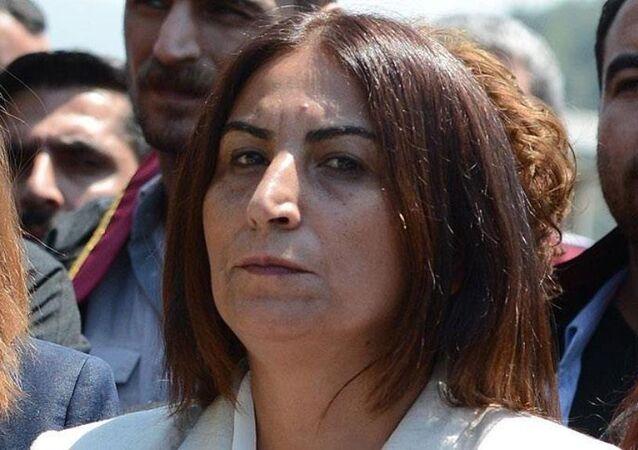 HDP Eş Genel Başkan Yardımcısı Aysel Tuğluk