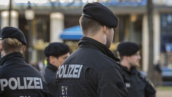 Alman polisi. - Sputnik Türkiye