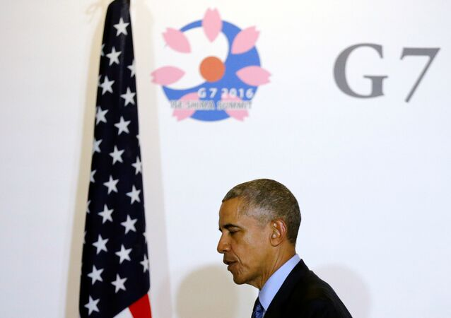 Barack Obama / G7