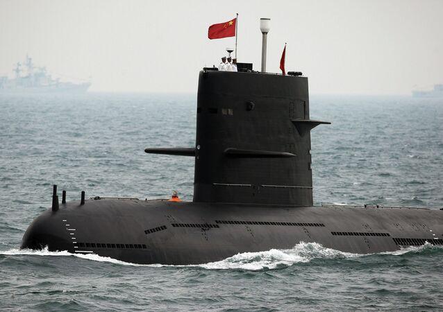 Çin denizaltısı