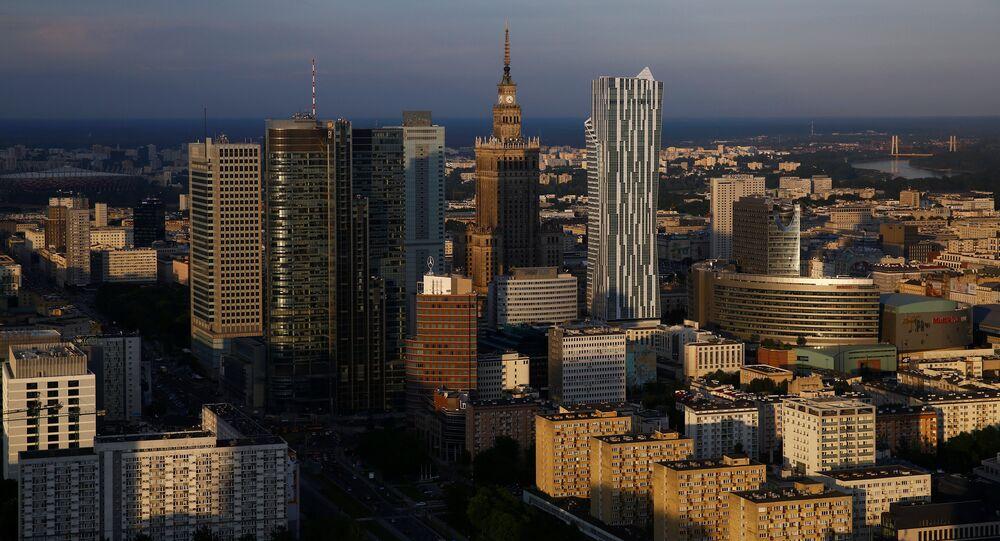 Varşova, Polonya.