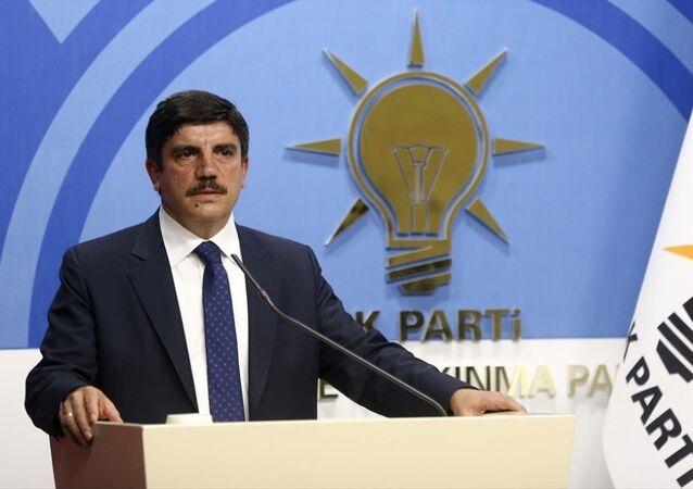 AK Parti Genel Başkan Yardımcısı ve Parti Sözcüsü Yasin Aktay
