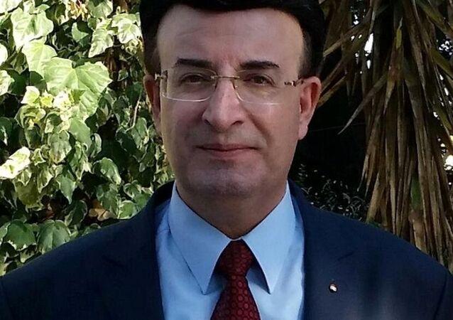 Suriye'nin eski Ankara büyükelçisi Nidal Kabalan