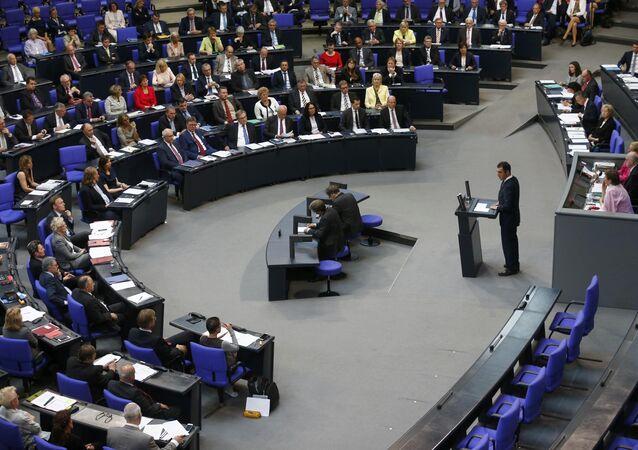 Alman Federal Meclisi