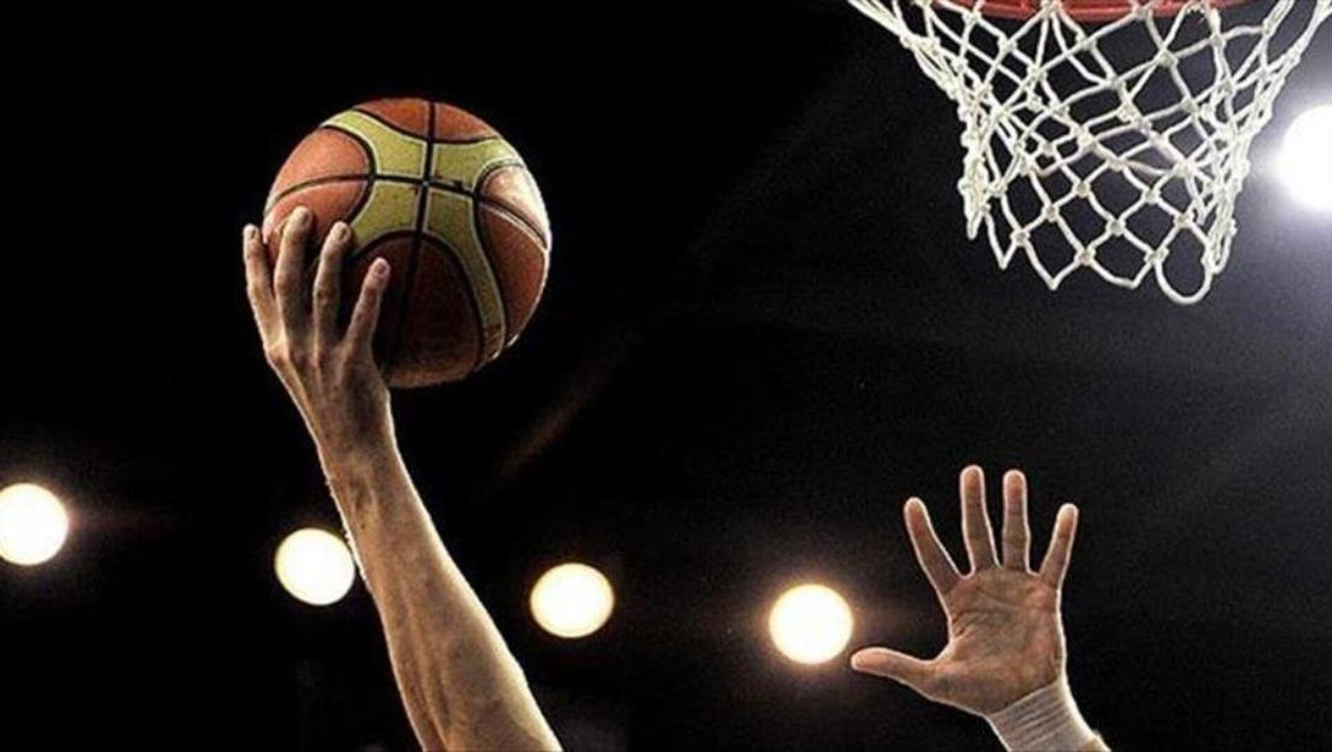 basketbol - Sputnik Türkiye, 1920, 10.04.2021