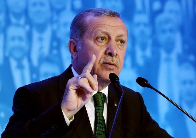 Cumhurbaşkanı Recep Tayyip Erdoğan, Türkiye İhracatçılar Meclisi (TİM) 23. Olağan Genel Kurulu ve İhracatın Şampiyonları Ödül Töreni'ne katılarak konuşma yaptı.