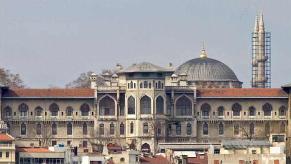 İstanbul Erkek Lisesi. - Sputnik Türkiye