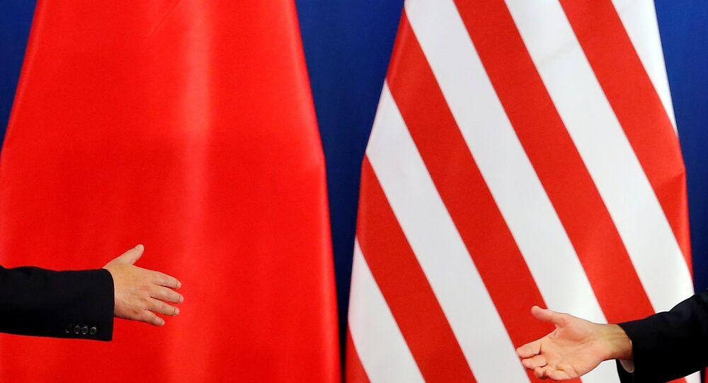 ABD - Çin
