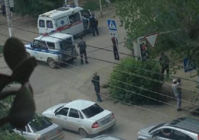 Kazakistan'da askeri birime silahlı saldırı