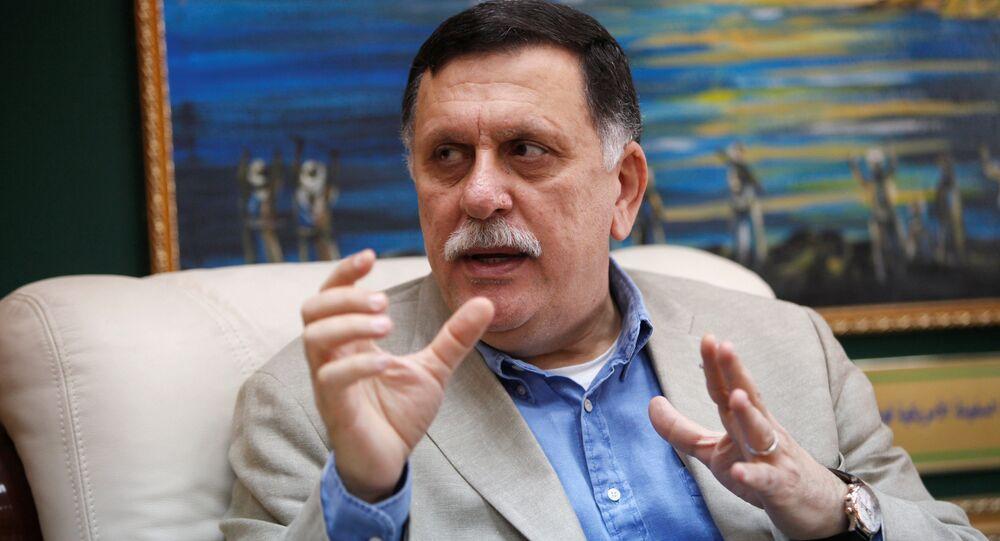 Libya Başbakanı Faiz Es Sirac