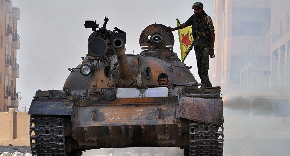 PYD, YPG
