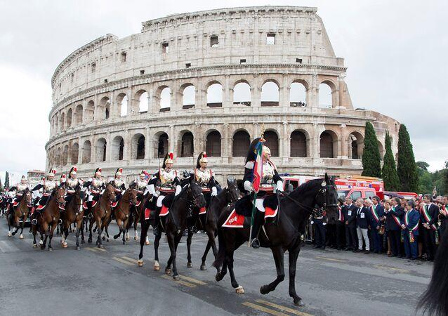 İtalya - Roma - Kolezyum