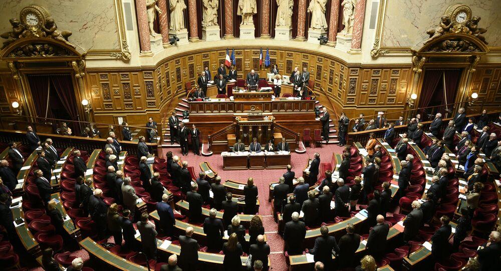 Fransa Senatosu.