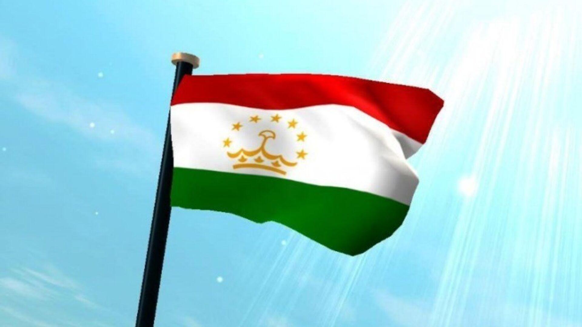 Tacikistan bayrak - Sputnik Türkiye, 1920, 25.08.2021