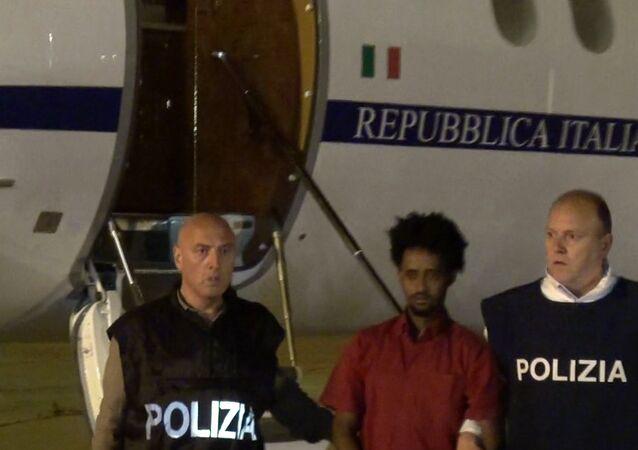 Eritre - İtalya - Göçmen - Medhanie Yehdego Mered