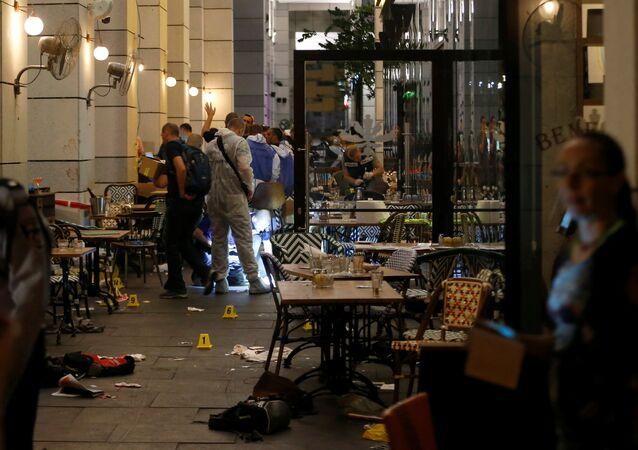 Tel Aviv'de silahlı saldırı