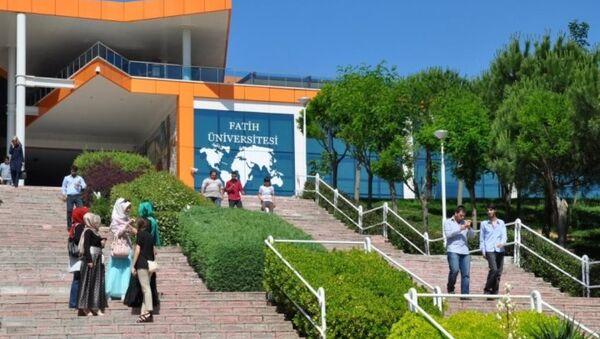 Fatih Üniversitesi - Sputnik Türkiye