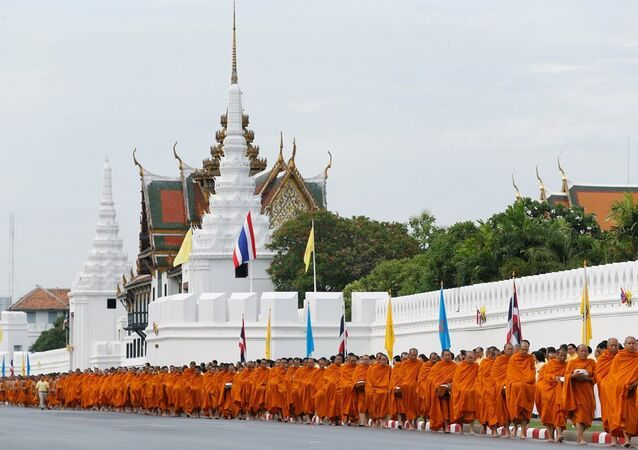 Tayland Kralı tahta çıkışının 70'inci yılını kutluyor