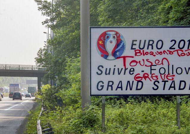 Fransa - EURO 2016 - Grev