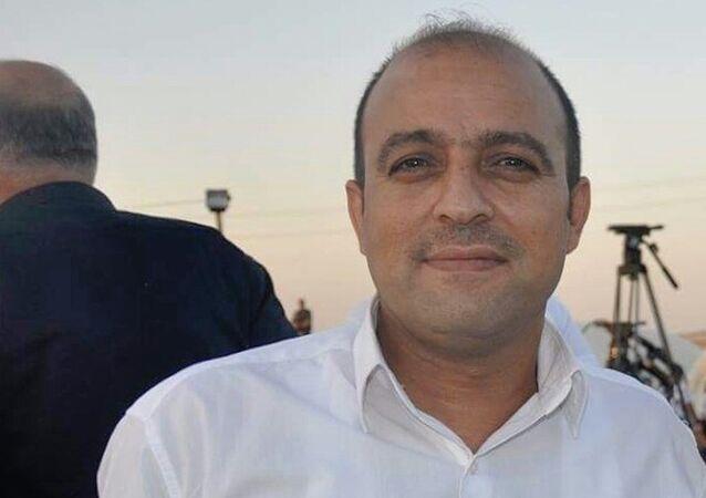 Mardin Midyat AKP İlçe Teşkilatı Tanıtım Medya Başkanı Sait Turgut