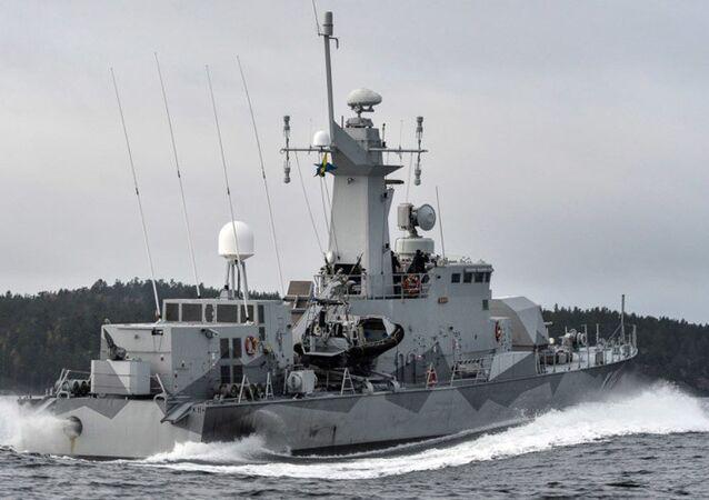 İsveç donanması