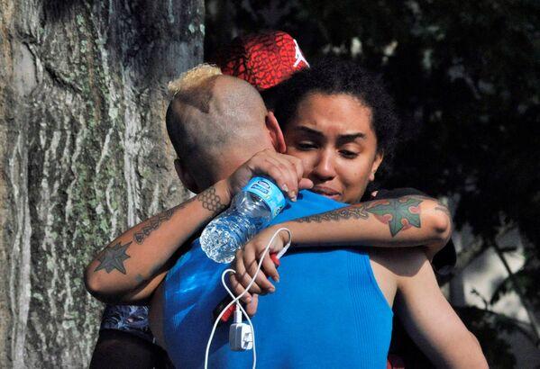 Afganistan asıllı ABD vatandaşı Ömer Metin dün Orlando'da eşcinsellerin gittiği Pulse Clup'ta gerçekleştirdiği silahlı saldırıda 50 kişinin ölümüne, 53 kişinin yaralanmasına sebep oldu. IŞİD'in üstlendiği olay ülke tarihinin en kanlı saldırısı olarak kayıtlara geçti. - Sputnik Türkiye