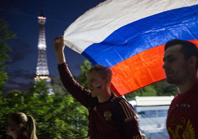 EURO 2016 - Rus taraftarlar