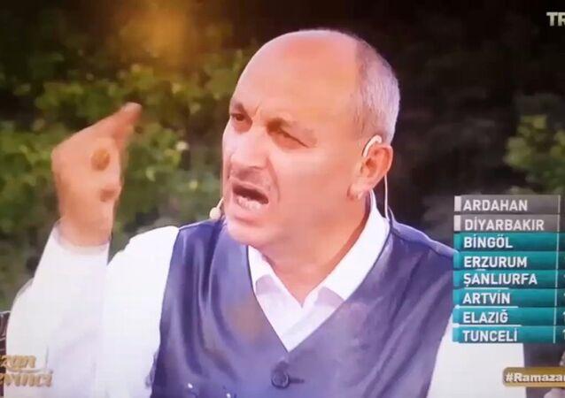 'Ramazan Sevinci' adlı programa katılan Prof. Dr. Mustafa Aşkar