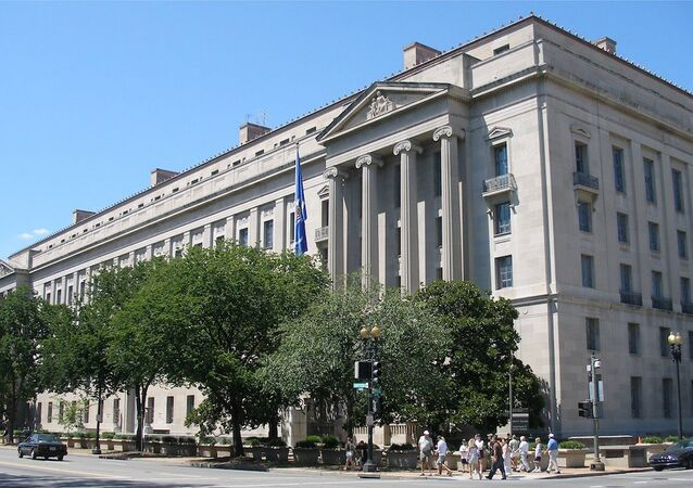 ABD Adalet Bakanlığı