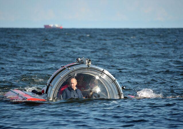 Putin'in ulaşım yöntemleri