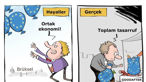 Kullanım süresi dolan ürünler marketi - Sputnik Türkiye