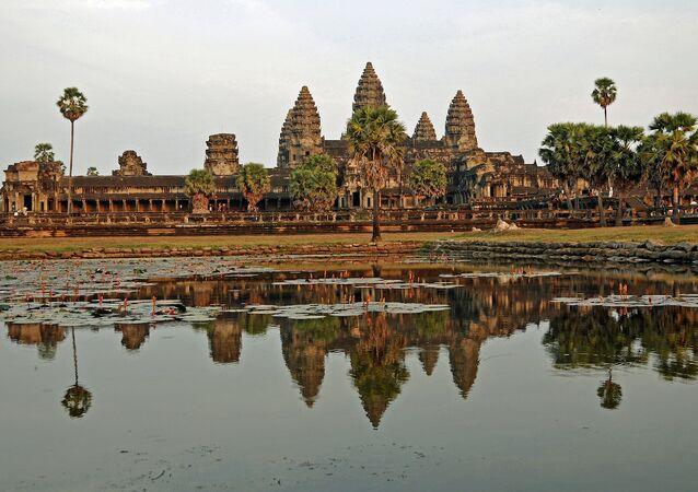 Angkor Vat.