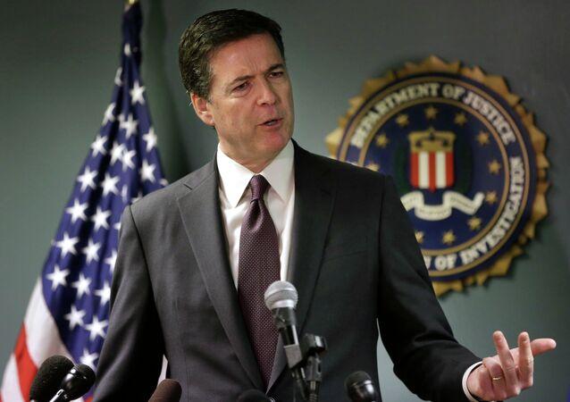 FBI Başkanı James Comey