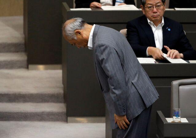 Tokyo Valisi Yoiçi Masuzoe