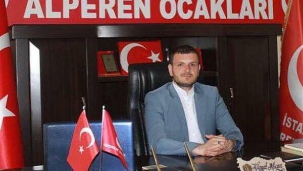 Alperen Ocakları Başkanı Kürşat Mican - Sputnik Türkiye