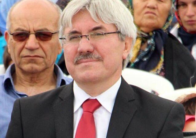 Bolu Milli Eğitim Müdürü Yusuf Cengiz
