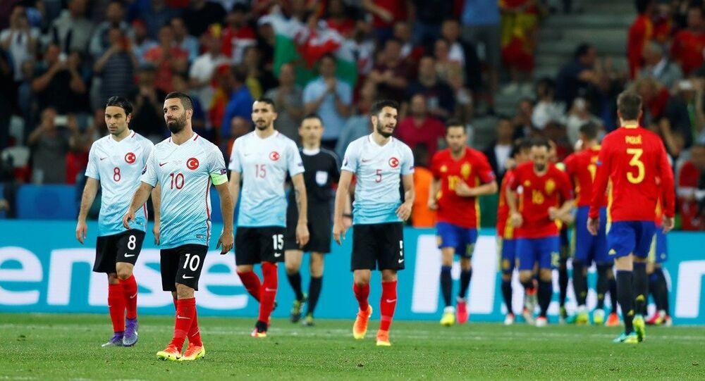 İspanya - Türkiye