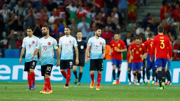İspanya - Türkiye - Sputnik Türkiye
