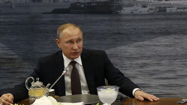 Rusya Devlet Başkanı Vladimir Putin. - Sputnik Türkiye