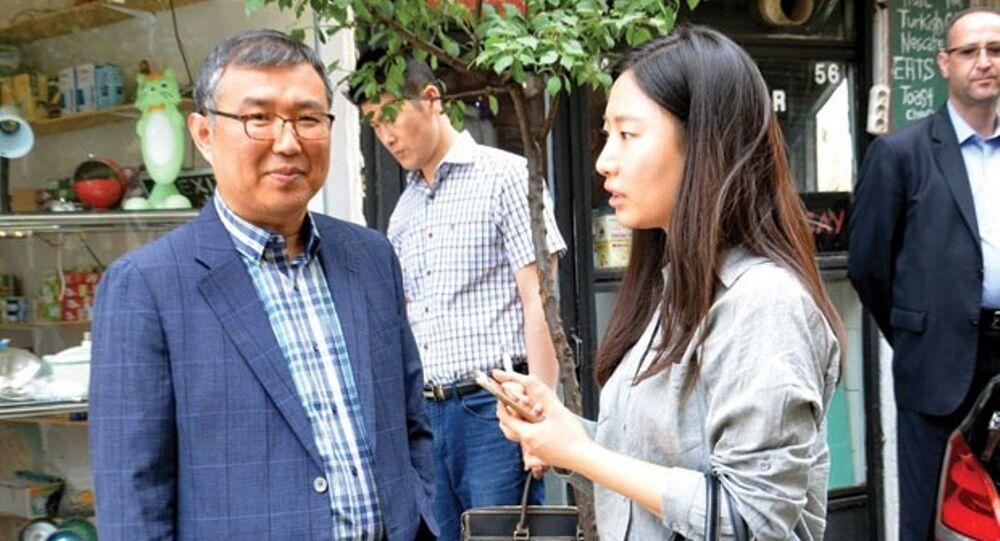 Güney Kore Cumhuriyeti İstanbul Başkonsolosu Ça Young-Çeol