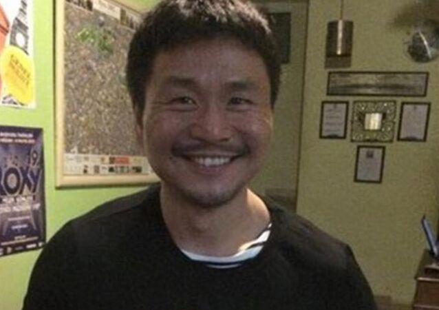 Güney Koreli plakçı Seogu Lee