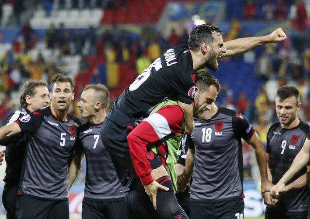 Arnavutluk Futbol Milli Takımı