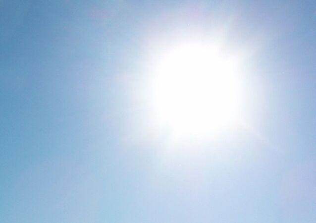 Güneş.