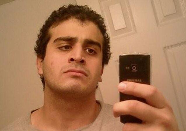 Orlando saldırganı Ömer Metin.