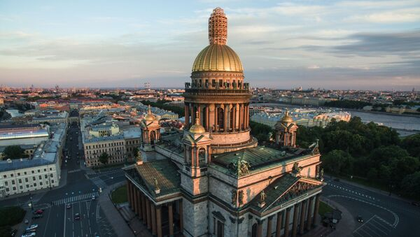 St. Petersburg - Sputnik Türkiye